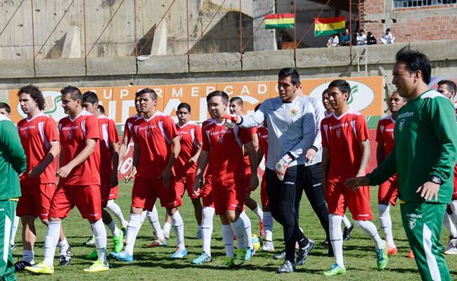 Eliminatorias: Esta es la foto oficial de la Selección Bolivia