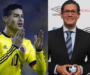 La Selección Colombia es criticada por Periodista peruano