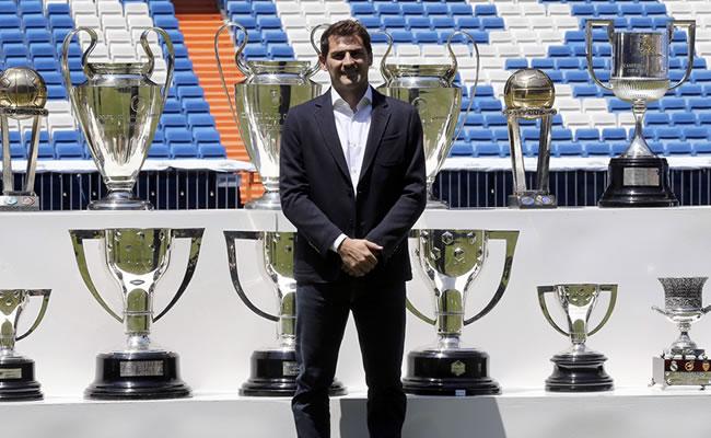 Iker Casillas. Foto: EFE