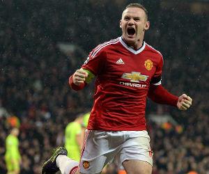 Manchester United quedó cerca de los octavos gracias a Wayne Rooney