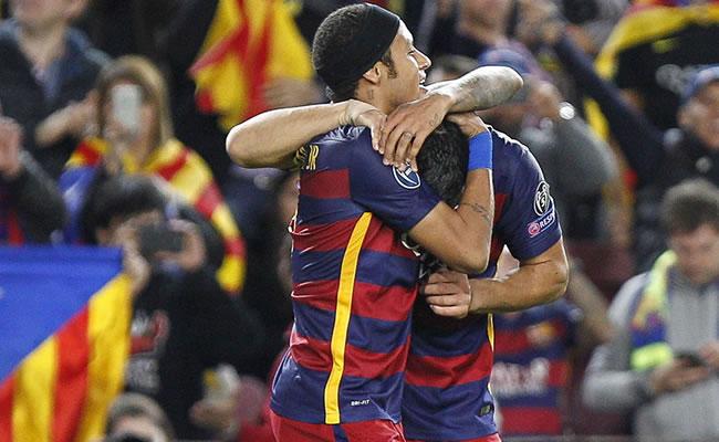 El Barcelona venció al Bate y quedó a un paso de octavos de final