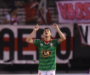 Huracán se aprovechó y sorprendió a River Plate