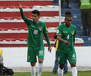 Crónica: Bolivia venció a Venezuela y obtuvo sus primeros tres puntos