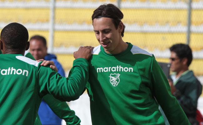 Bolivia pierde a Smedberg-Dalence por lesión de meniscos