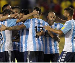 Colombia vs. Argentina: Lo que usted no vio de la victoria 'Albiceleste'