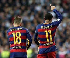 El Barcelona arrasa con el Real Madrid