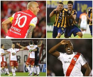 Se definen los finalistas de la Copa Sudamericana