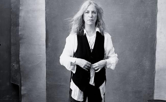 Patti Smith. Foto: EFE