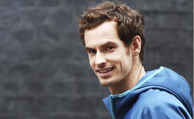Andy Murray, reciente campeón de Copa Davis. Foto: EFE