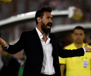 "Eduardo Domínguez: ""Ahora le toca atacar a Santa Fe"""