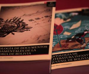 Gran acogida de primeros libros de la Biblioteca del Bicentenario