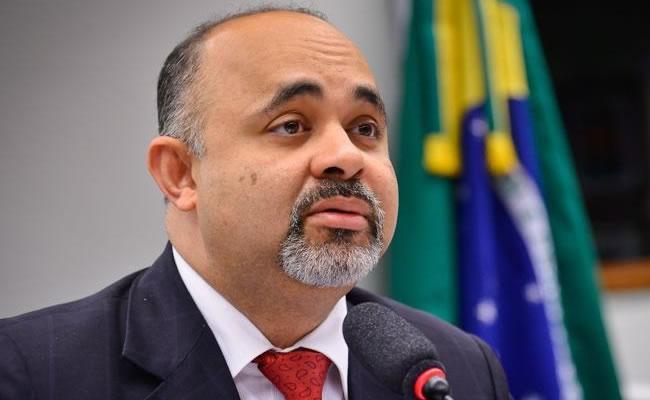 George Hilton, minitro de deportes de Brasil. Foto: EFE