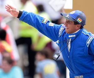 Once pilotos bolivianos en el rally más exigente del mundo