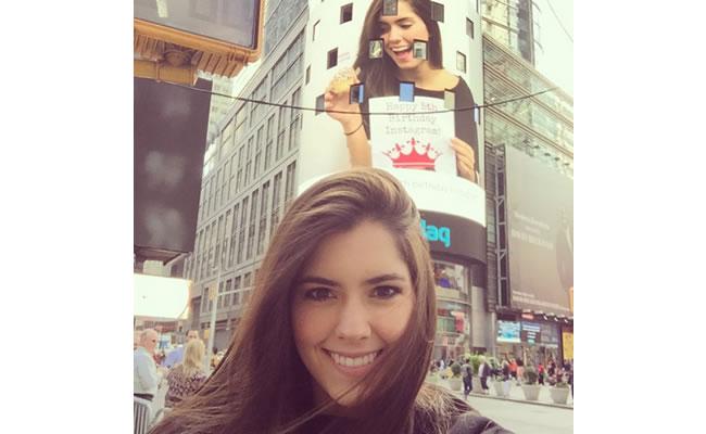 ¡Feliz cumpleaños Paulina Vega!