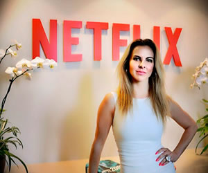 Netflix cancela serie de Kate del Castillo