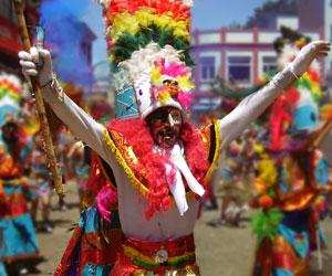 Presenta el Carnaval de Oruro 2016