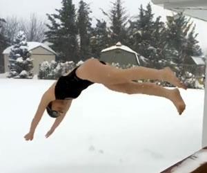 Snow Challenge: el nuevo desafío en las bajas temperaturas