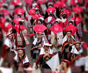Carnaval de Oruro: Transmisión en vivo para 20 países