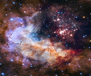 Las galaxias escondidas tras la Vía Láctea salen a la luz