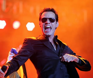 """Marc Anthony: """"Fuck you Donald Trump"""""""