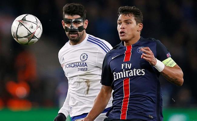 PSG venció al Chelsea pero queda la serie abierta