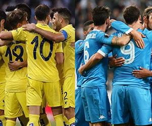 Villareal venció al Napoli