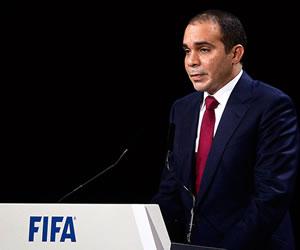 Ali Hussein candidato a la presidencia de la FIFA pide que anulen elecciones