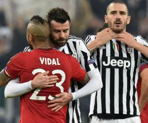 Juventus salvó la papeleta y logró un milagroso empate ante Bayern Múnich
