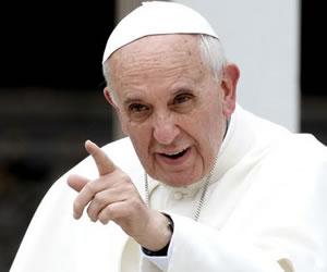El papa Francisco pide una 'respuesta conjunta' ante el drama de los refugiados