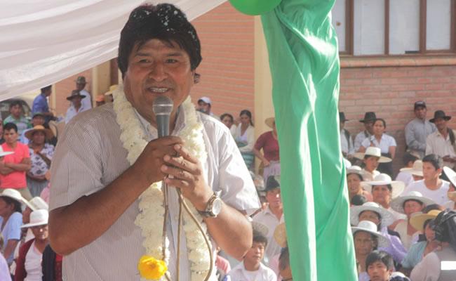 Evo Morales: Denuncian amenaza de muerte por Facebook