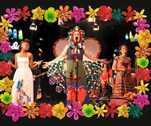 Día de la Mujer: Arteciopelados, Goyo y Cata Periné estrenan 'Florecita Rockera'