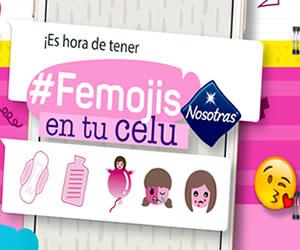 Mujeres buscan inclusión de 'FEMOJIS' en el celular