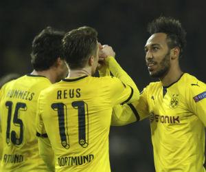 Europa League: Borussia Dortmund y Liverpool dieron el primer golpe