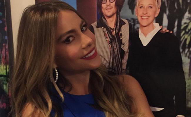 Sofía Vergara triunfó en los Kid's Choice Awards