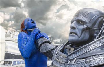 'X- Men Apocalipsis' estrena nuevo tráiler