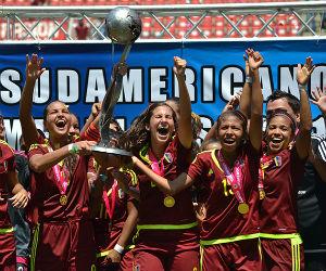 Venezuela ganó el Campeonato Sudamericano Femenino Sub-17