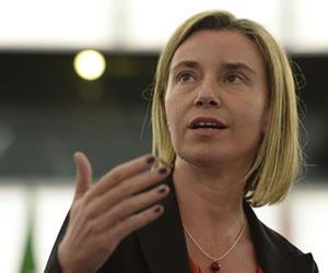"Bruselas: ""Europa sufre hoy lo que a diario pasan los países árabes"""