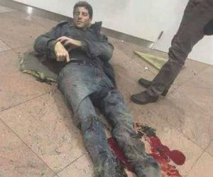 Bruselas: Sebastien Bellin el deportista herido tras los fatales ataques