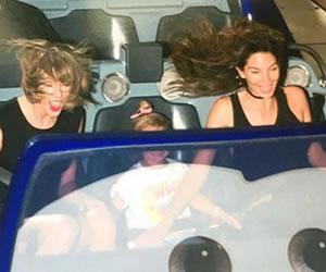 Taylor Swift es viral en redes por esta foto