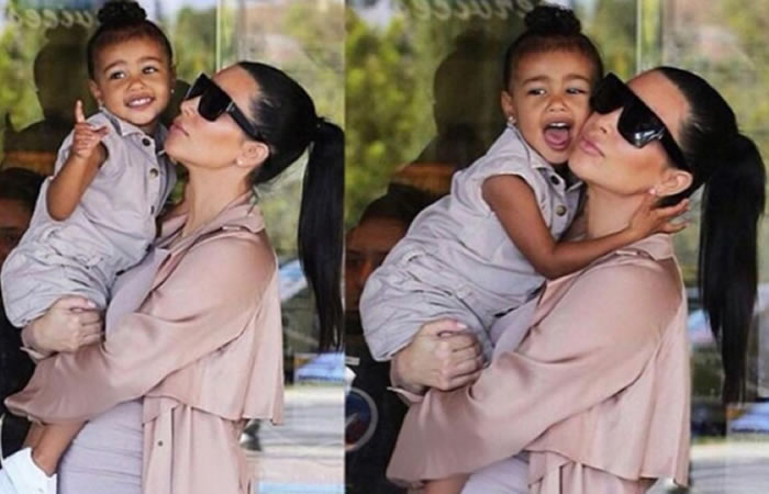 Kim Kardashian ¿mala madre?