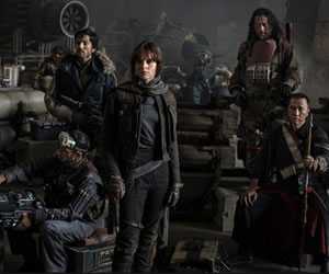 'Rogue One: A Star Wars Story' estrenó el primer trailer oficial