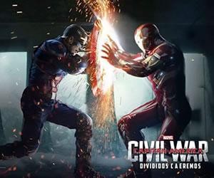 'Capitán América: Guerra Civil' estrena nuevo tráiler