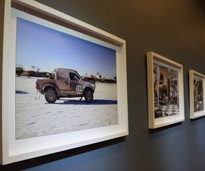 Uyni y el Rally Dakar por Bolivia en una muestra fotográfica
