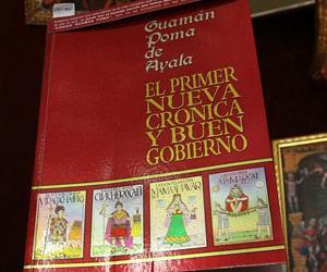Guamán Poma dejó un código en su obra para reivindicar su autoría