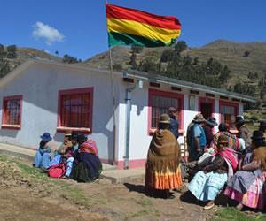 La Paz: Entregan 1.108 viviendas a las personas con discapacidad