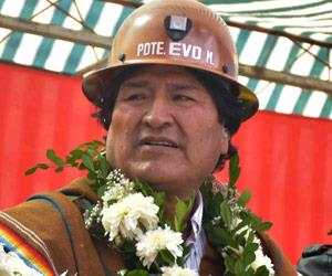 Bolivia invita a proponer ofertas para construir planta minera de 75 millones de dólares