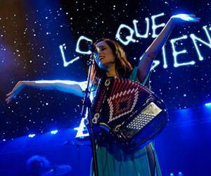 En junio, Julieta Venegas regresa a Bolivia con la gira 'Algo sucede'