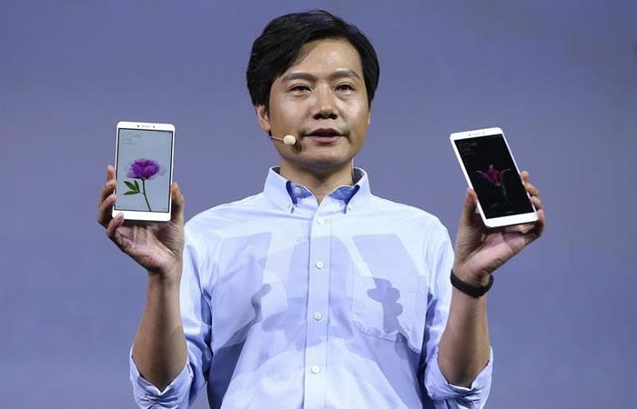 Lanzamiento de Xiaomi Foto: EFE