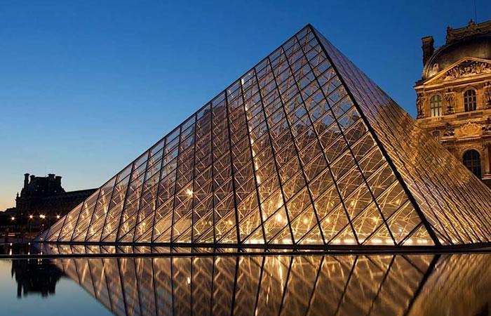 El Museo de Louvre permanecerá cerrado. Foto: YouTube
