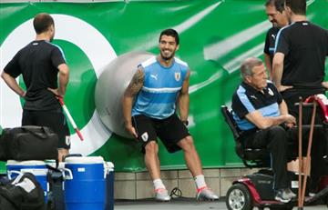 Copa América 2016: Luis Suárez no jugará frente Venezuela